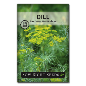 Dill seed packet