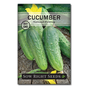 National Pickling Cucumber Front