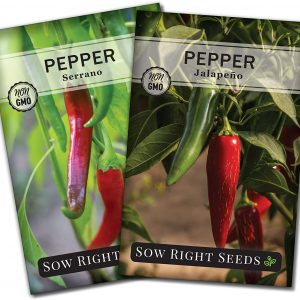 hot pepper seed collection