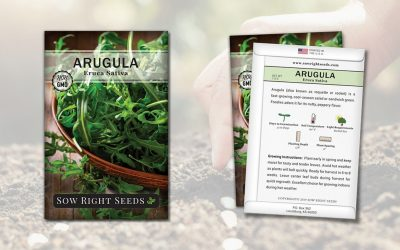 How to Read Our Seed Packets