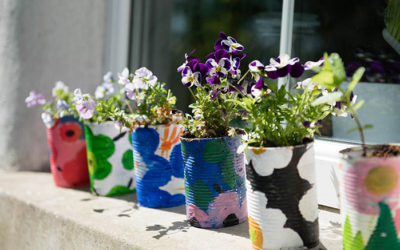 Fall Garden Crafts Your Kids Will Love to Make!